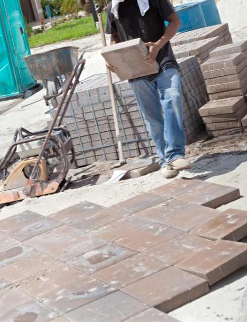 Driveway Paver Installation Services